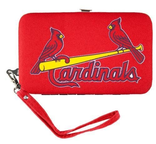 MLB St. Louis Cardinals Shell Wristlet