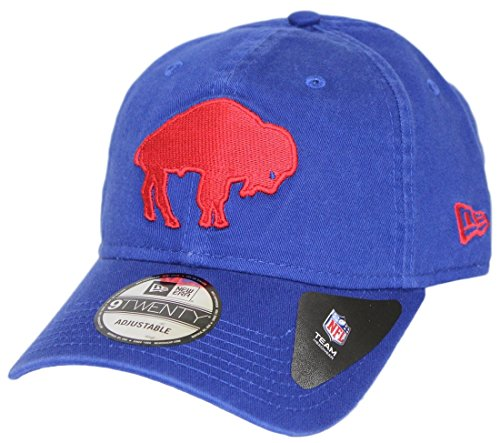 (New Era Buffalo Bills 9Twenty NFL Throwback Core Classic Adjustable Hat -)