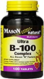Mason Natural Ultra B-100 Complex 100 ea (Pack of 5)