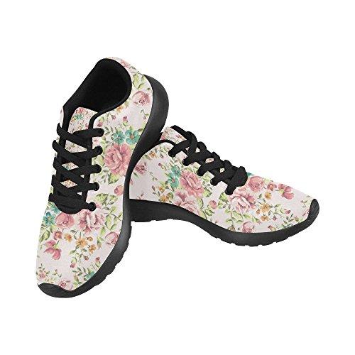 Scarpe Da Corsa Da Donna Winterprint Jogging Leggero Sportivo A Piedi Scarpe  Da Ginnastica Atletiche Fiori