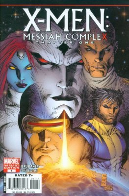 X-men:messiah Complex #1