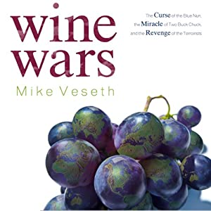 Wine Wars Audiobook