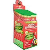 Amazing Grass Green Superfood Energy Watermelon, Box Of 15 Individual Servings, 0.25 Ounces