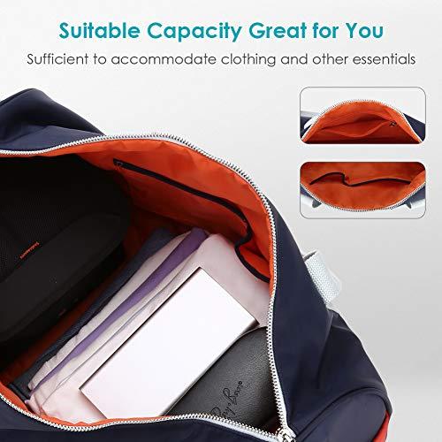 f70b6d4f6a Mua REYLEO Sports Gym Bag Small Travel Duffel Bag Water Resistant ...