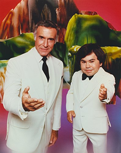 Posterazzi Fantasy Island Two Men Offering Hands Photo Print (24 x 30) from Posterazzi