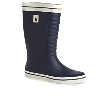 Musto Classic Deck Boot in NAVY FS0710//720