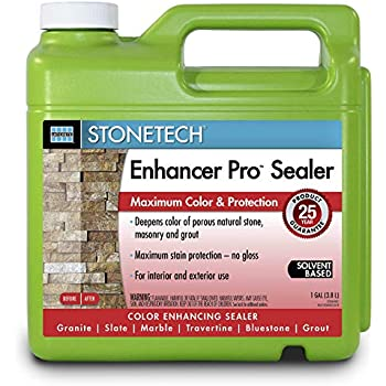 Amazon.com: laticrete StoneTech Enhancer Pro sellador – 1 ...