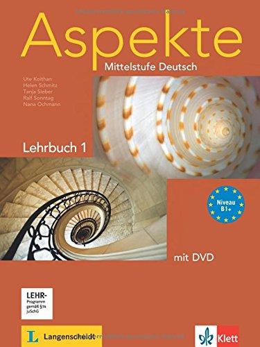 Aspekte (B2) Mittelstufe Deutsch (3CDs)