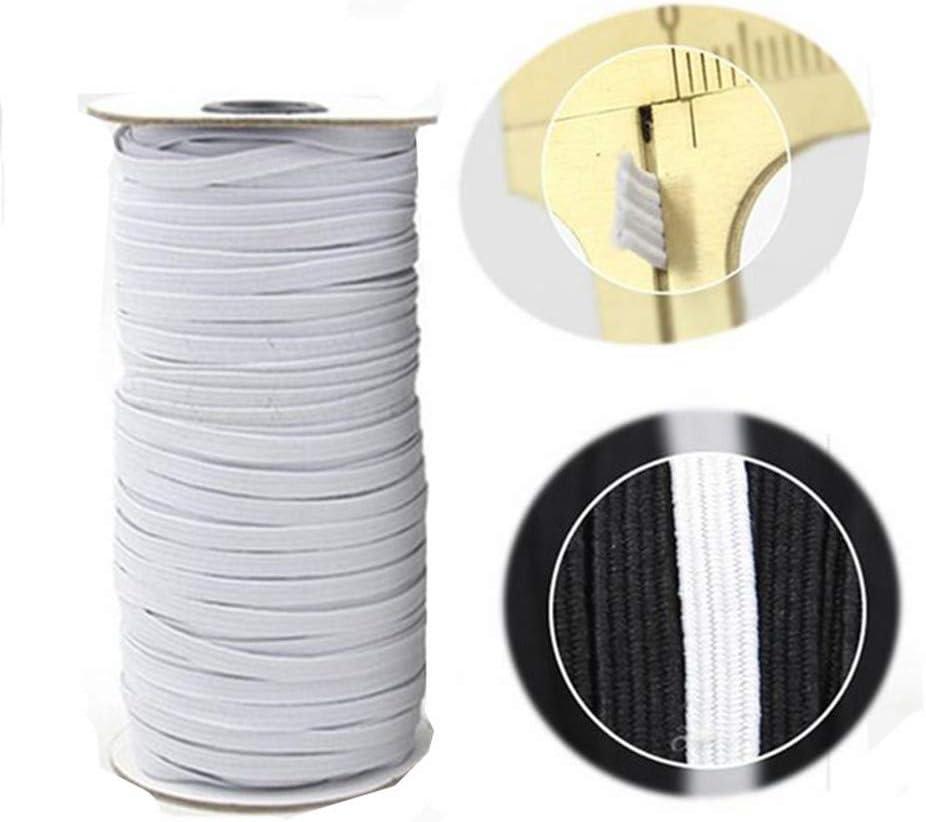 Ejoycos 3mm Elastic Cord Max 78% Max 41% OFF OFF Heavy String Braided Stretch Ba