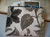 The COLONIAL Tarot Bag/Zip Pouch- Silk Lined