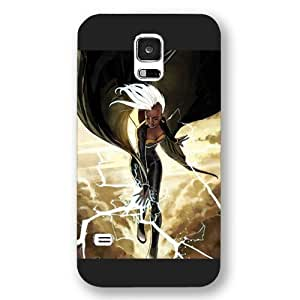 UniqueBox Customized Marvel Series Case for Samsung Galaxy S5, Marvel Comic Hero Storm Ororo Munroe Samsung Galaxy S5 Case, Only Fit for Samsung Galaxy S5 (Black Frosted Case) Kimberly Kurzendoerfer