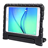 Samsung Galaxy Tab A 8.0 Kids Case, NEWSTYLE EVA ShockProof Light Weight Kids Case Convertible Handle Protective Stand Cover for Samsung Galaxy Tab A 8-inch Tablet SM-T350, Black
