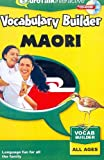 Vocabulary Builder - Maori. CD-ROM