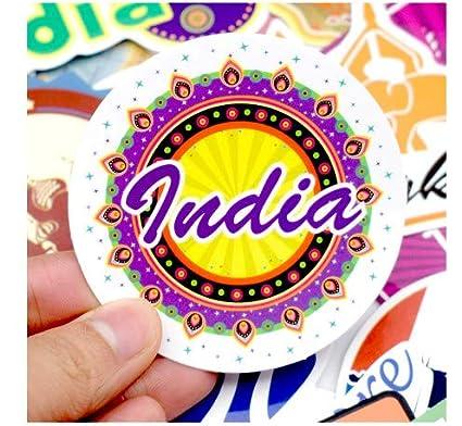 XXCKA Pegatinas de construcción Graffiti World Journey Sticker To ...