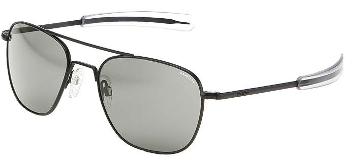 Randolph Aviator Spectrum - Gafas de sol, (Matte Black ...