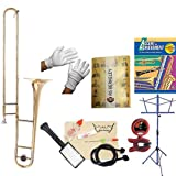RS Berkeley utr88 University Series Trombone with case & Bonus RSB MEGA PACK w/Accent in achievement Book
