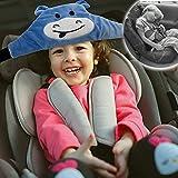 Morlike Toddler Child Sleeping Head Support(Blue)