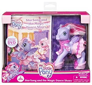 My Little Pony Starsong and the Magic Dance Shoes