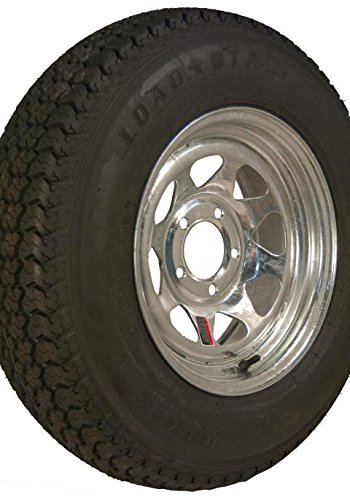 Kenda Loadstar 175/80D13 w/Wheel (3S160)