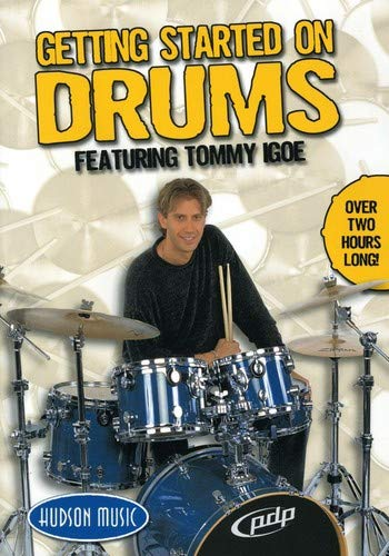 Getting Started on Drums Featuring Tommy Igoe DVD - Setting Up / Start Playing ()