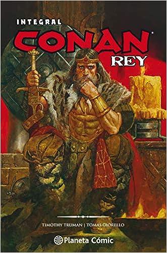 Conan Rey De Truman Y Giorello por Timothy Truman epub