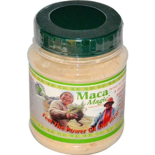 Herbs America Maca Magic, Powder, 7.1 Ounce