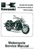 99924-1366-07 2006-2011 Kawasaki VN900 Vulcan Classic Service Manual