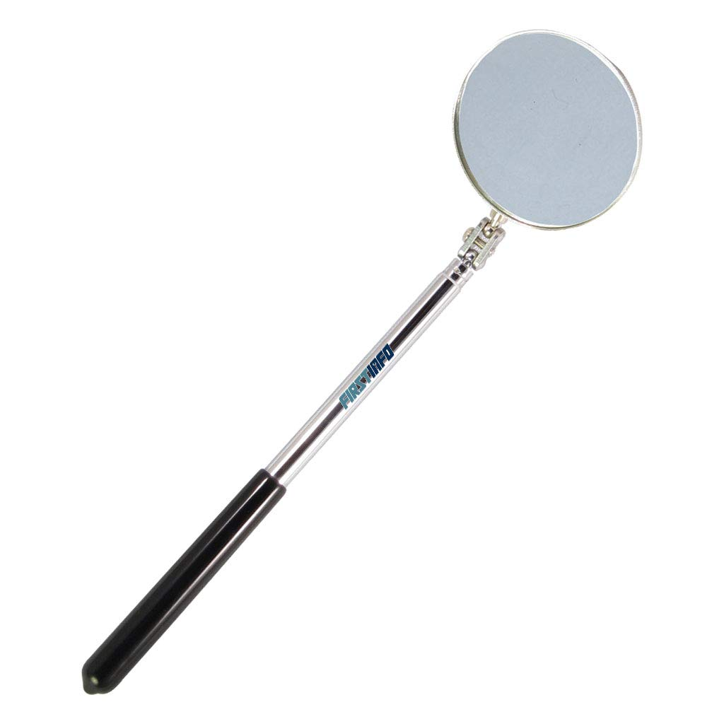 FIT TOOLS 240~370mm Extendable 58mm Round Telescopic Inspection Mirror FIRSTINFO TOOLS Co. Ltd. H51491