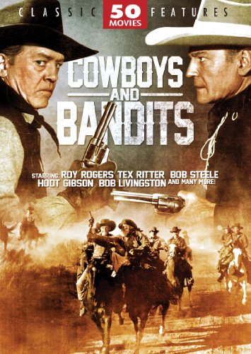 Cowboys and Bandits - 50 Movie Collection: Boothill Brigade - Dawn of the Great Divide - Frontier Town - I Killed Wild Bill Hickok - Roll on Texas Moon - Silver Spurs - Tombstone Canyon - Westbound Stage + 42 more! ()