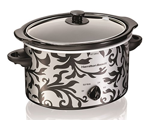 Hamilton Beach 33237 Patterned 3 Quart