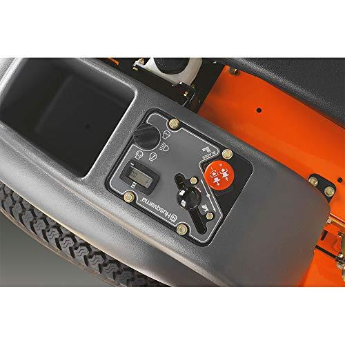 Husqvarna MZ61, 61 in. 27 HP Briggs & Stratton Zero Turn Riding Mower
