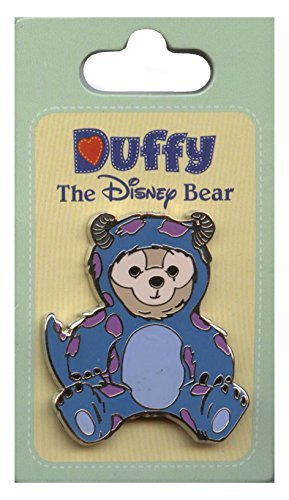 Disney Pin - Duffy Bear as Sulley - Monsters Inc - 96682 (Scully Costume)