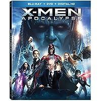 X-men: Apocalypse on Blu-ray