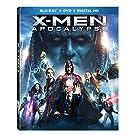 X-men: Apocalypse Blu-ray