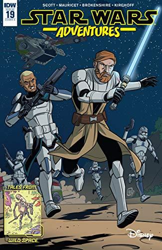 (Star Wars Adventures #19)