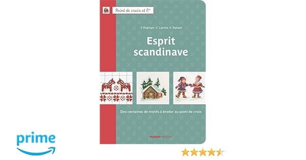 Esprit scandinave : Des centaines de motifs à broder au point de ...