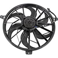 MAPM Premium GRAND CHEROKEE 2004 RADIATOR FAN and MOTOR ASSY, 6cyl, w/o Tow Pckg.