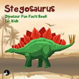 Stegosaurus Dinosaur Fun Facts Book for Kids (Fun Facts for Kids 7)