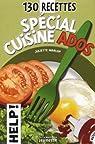 130 Recettes spécial cuisine ados par Warlop