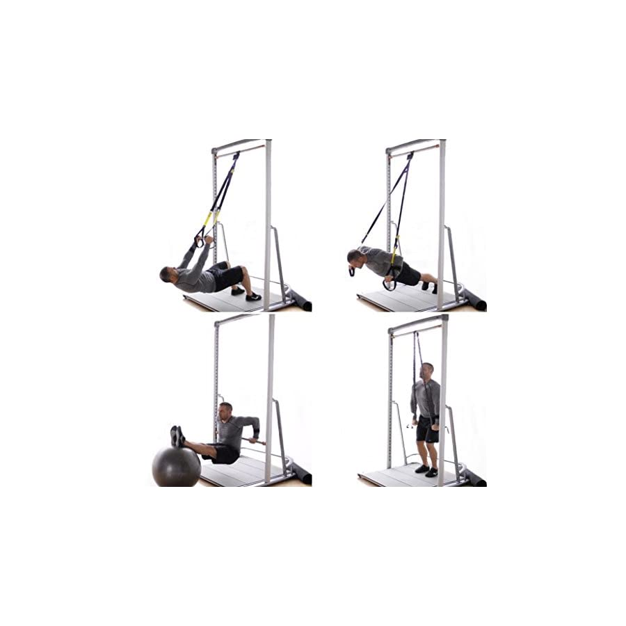 Ultimate Functional Training Bodyweight Exercise Home Gym