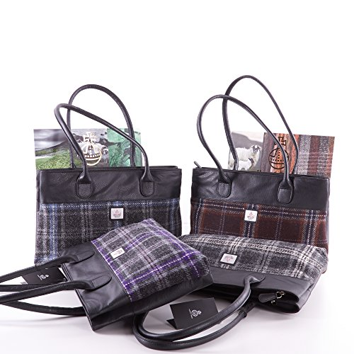 Hebridean Peat Harris Tweed Hebridean Bag Hebridean Tweed Tote Tweed Peat Harris Peat Harris Bag Tote xx4gwr