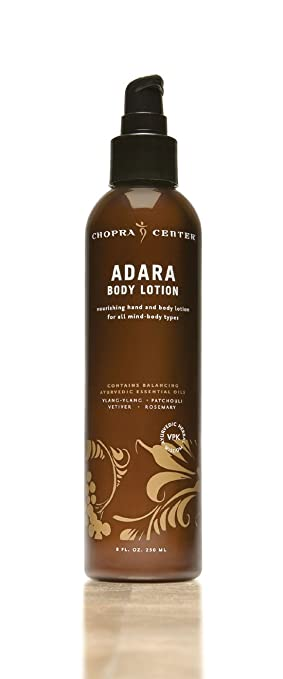 Adara Body Lotion with Organic Ingredients