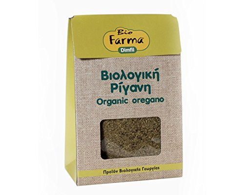 Greek Organic oregano 70gr Bio by BIO FARMA
