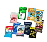 Cards Against Humanity 10 Packs Weed & Period & Pride & Food & Jew & Saves America & Theatre & Fantasy & Geek & 90s Nostalgia