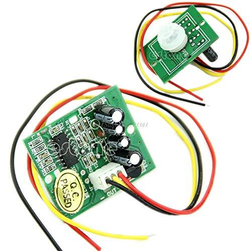 IR Pyroelectric Infrared IR PIR Motion Sensor Detector Module TDL-718B New Sensing Module ()