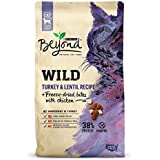 Purina Beyond Wild Turkey & Lentil Recipe + Freeze-Dried Bites with Chicken Adult Dry Cat Food - 3 lb. Bag