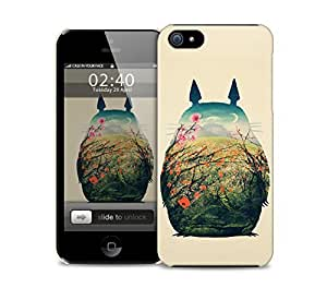 Spring Flowers Mouse iPhone 5 / 5S protective case
