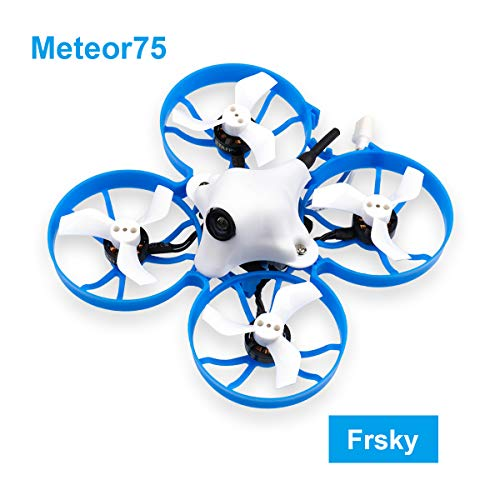 BETAFPV Meteor75 Frsky 1S Brushless Whoop Drone with F4 1-2S