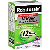 Robitussin Extended-Release 12 Hour Cough Relief