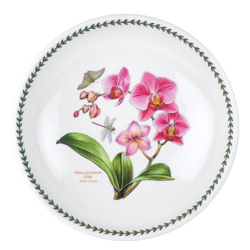 Botanic Garden Fruit Bowl - Portmeirion Exotic Botanic Garden Low Pasta/Fruit Bowl